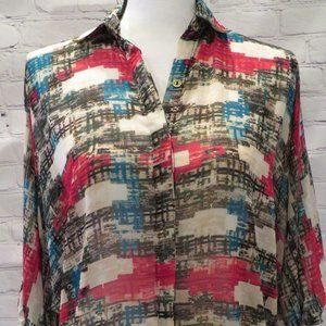 Button Up Blouse Size Small